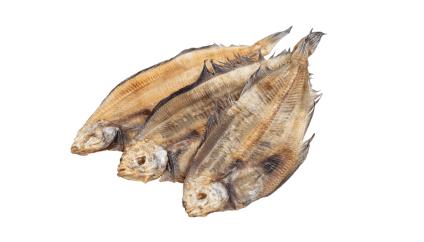 Камбала вяленая лепесток