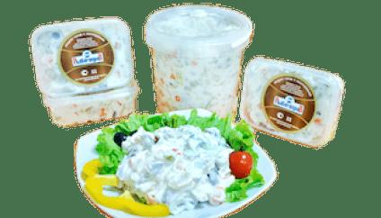 Рыбоовощные салаты