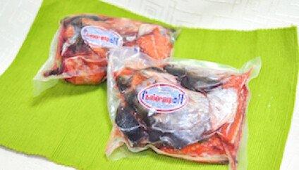 Суповой набор из лососевых с/м в в/у