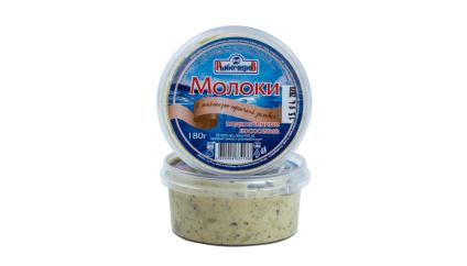 Молоки п/к в майонезно-горчичной заливке