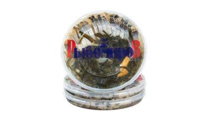 Сельдь Матье с гарниром (м/к, маринованные грибы опята)