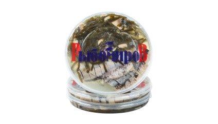 Сельдь Матье с гарниром (мк, маринованные грибы шампиньоны)