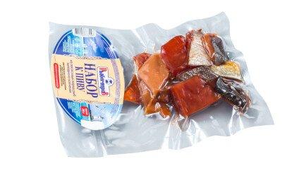 Набор к пиву из лососевых х/к в/у