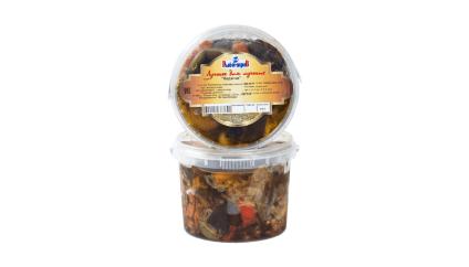 Салат из баклажан «Кади-ча»